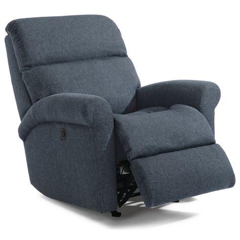 flex steel recliners flexsteel davis 2902 2902 50h casual power recliner with