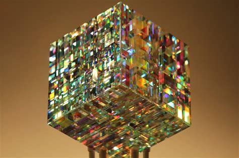 jack storms chroma cube contemporary artwork los