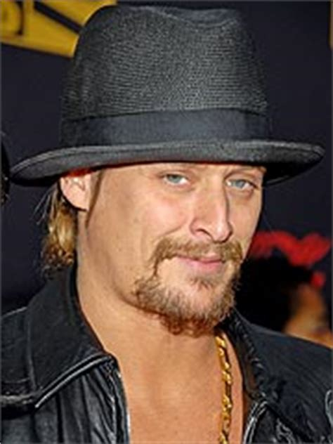 Kid Rock Criminal Record Kid Rock Says He Definitely Wants To Cut His Hair Breakups Kid Rock