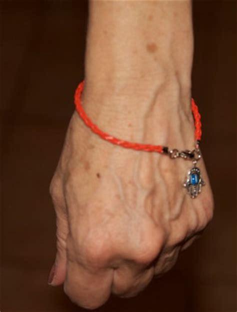 Bracelet de la kabbale