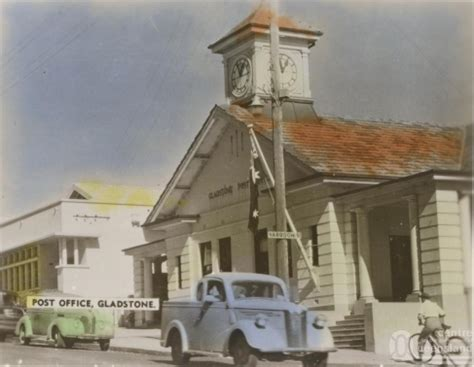 Gladstone Post Office by Gladstone Queensland Places