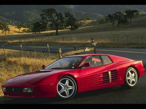 ferrari testarossa ferrari testarossa wallpaper its my car club