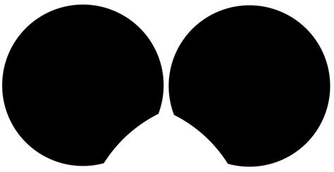 minnie mouse ear template 5 best images of disney printables templates ear diy