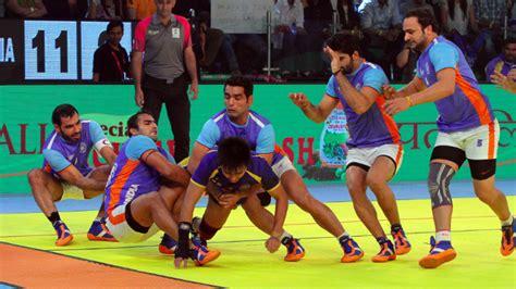 kabaddi masters dubai 2018 india favourites against