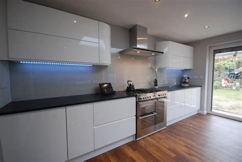 kitchen cabinet doors high gloss white wow