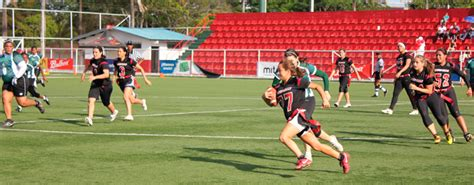 uniforme flag football hombre para flag football femenino a la conquista de m 193 s seguidoras