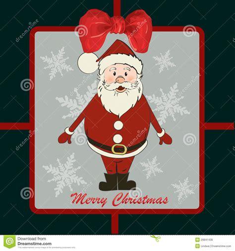free christmas cards santa claus cards christmas card with santa claus royalty free stock photos