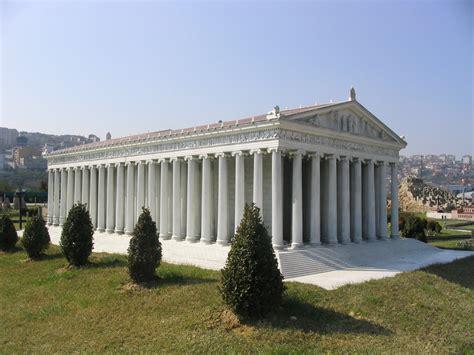 temple of diana temple of artemis