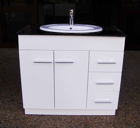 Vanity Units Sydney by Wp900sdr 900mm Polyurethane Vanity With Top And