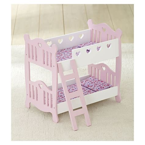 baby doll bunk beds baby doll bunk beds dollu0027s bunk bed stackable