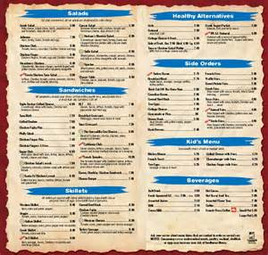 our menu zoe s house of pancakes west bloomfield