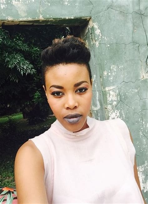 ladies hair cut mzansi top south african celebs that went short and we totally