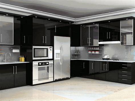 40 desain kitchen set minimalis terbaru renovasi rumah net