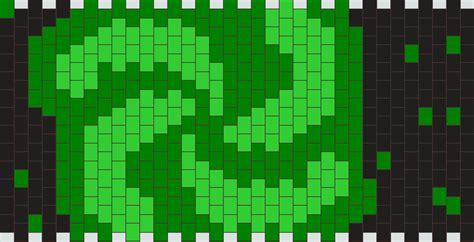 zelda forest pattern kandi patterns for kandi cuffs misc pony bead patterns