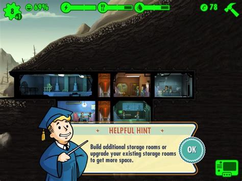 fallout shelter app layout guide fallout shelter android game tips vault layout guide for