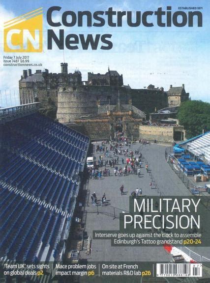 news magazine construction news magazine subscription