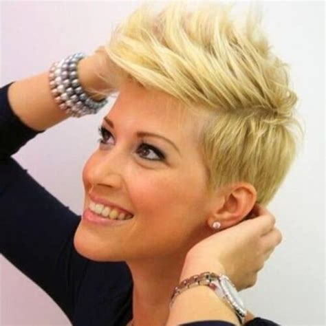 short spiky haircuts for round face women womens short short spiky haircut for round face haircuts models ideas