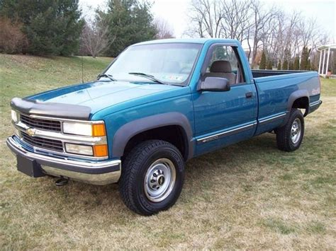 how does cars work 1998 chevrolet g series 1500 engine control service manual how to replace 1998 chevrolet g series 2500 cylinder axle 1998 chevrolet c k