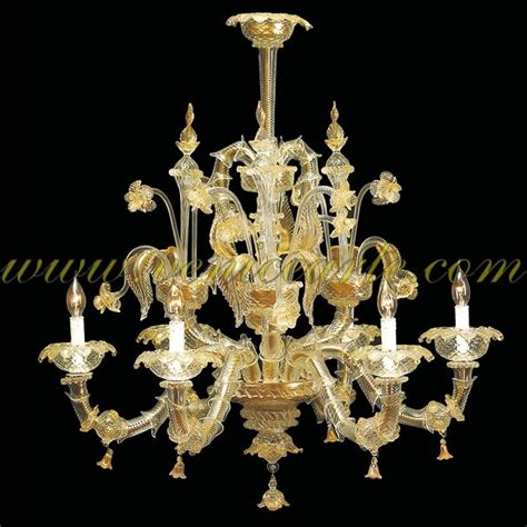 Murano Glass Chandelier Acropolis Murano Glass Chandelier