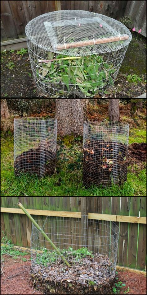 large composter   garden