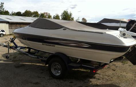 stingray boats 185 ls 2011 used stingray 185 ls lx185 ls lx bowrider boat for
