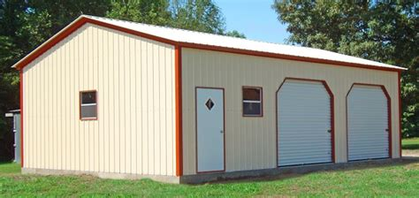Garages Indiana by Steel Buildings Indiana Metal Garages Metal Buildings