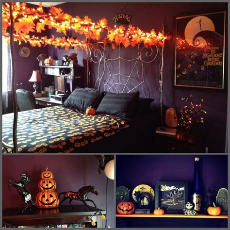 nightmare before christmas bedroom theme 22 halloween bedroom ideas cathy