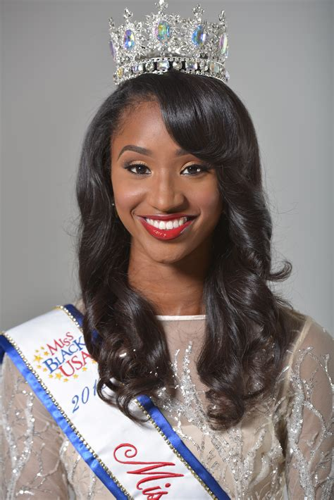 black miss miss black usa on black beauty and black lives matter allure