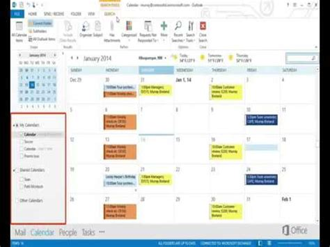 Finder Instant Search Outlook 2013 Tutorial Use Instant Search To Find Calendar Items