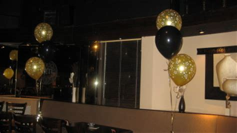 3 Balloon Table Decorations