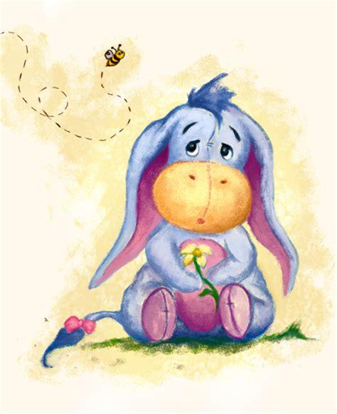 Mini Character Pooh Tiger Eeyore Diskon baby eeyore adultcartoon co