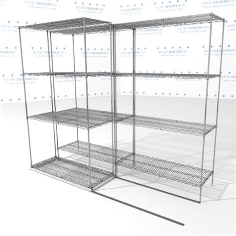 wire sliding shelves wire shelving racks rolling mobile wire carts wire