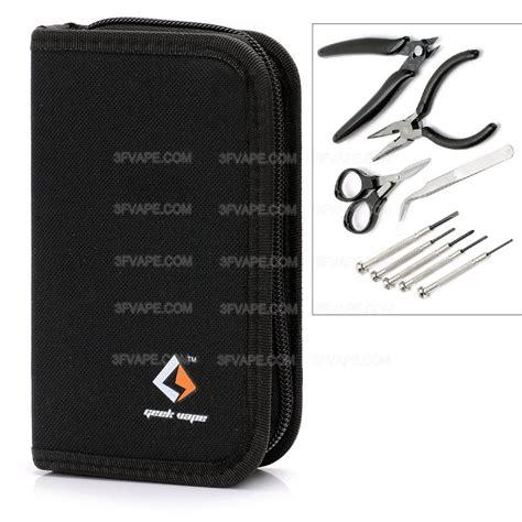 Tools Kit Geekvape Authentic authentic geekvape black simple tool kit
