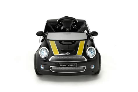Kinder Elektroauto by Kinder Elektroauto Toys Toys Mini Cooper S Black Edition