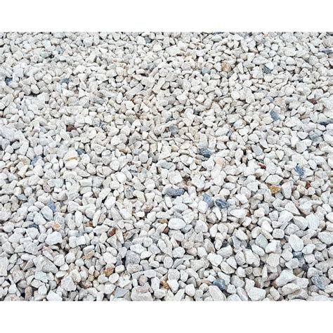 vigoro 0 5 cu ft white marble chips 54141 the home depot