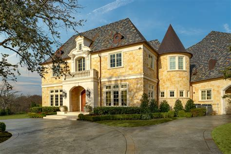 french country estates french country domain deep in the heart of plano texas
