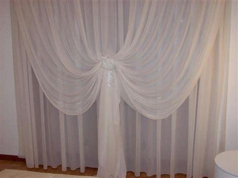 tende eleganti classiche tende classiche doppio velo tessuto pregiato seta