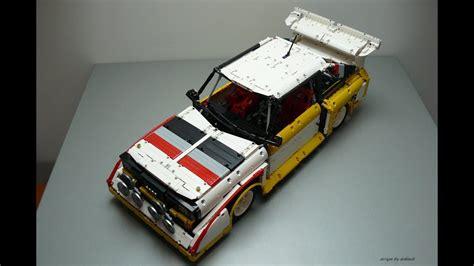Lego Audi by Lego Technic Audi S1 Quattro B By