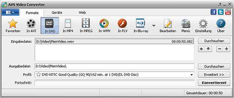 format zum dvd brennen avs4you gt gt avs video converter gt gt arbeit mit dem avs video