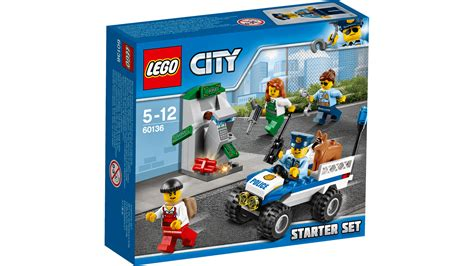 Set Lego 60136 starter set lego 174 city products and sets lego city lego