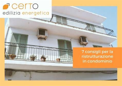 relazione tecnica ristrutturazione interna appartamento ristrutturazione in condominio a cosa prestare attenzione