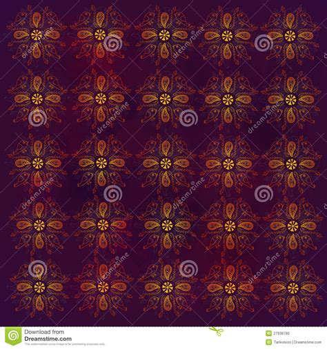 seamless pattern grunge seamless pattern on grunge background stock vector