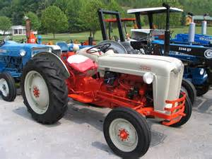 601 Ford Tractor Thompson Tractor Equipment Sales Inc Morehead Ky 40351