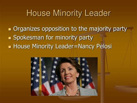 who is the minority leader of the house ppt the lawmaking process powerpoint presentation id 2450284