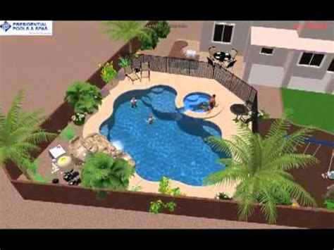 Backyard Pools Tucson Custom Pool And Backyard Design By Noah Ingeneri Of