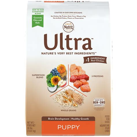 ultra food nutro ultra puppy food petco