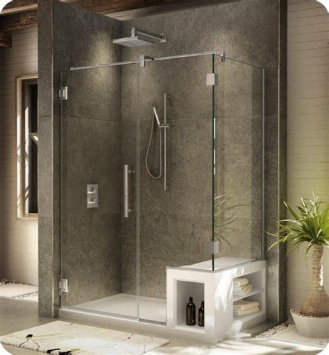 la cabine de douche design embellit la salle de bain