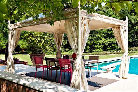 giardino con gazebo gazebi da esterno per giardini e terrazzi a prezzi scontati