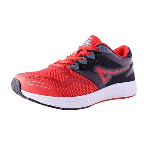 Sepatu Sport Ardiles Pria jual ardiles mierru sepatu lari pria merah hitam