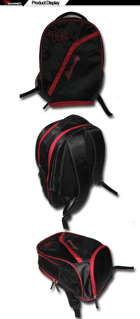 sports backpack with shoe compartment potable basketball sport bag with shoe compartment sports